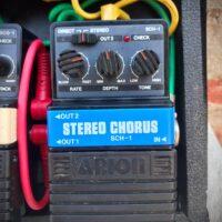 1980s Arion SCH-1 stereo chorus - $95