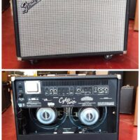 Fender Cyber Twin - $225 Powers on but only plays very very loud. Sold as is