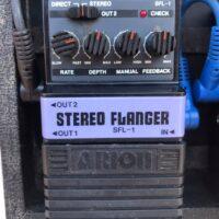1980s Arion SFL-1 stereo flanger - $95