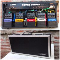 1980s Arion pedal collection w/powered board just in - $575
