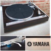 Yamaha YP-D4 turntable - $250