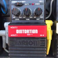 1980s Arion SDI-1 distortion - $95