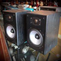 Monitor Audio Bronze B1 stereo speakers - $135
