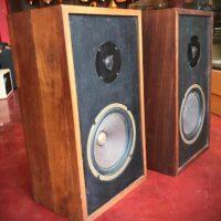 Late 1970s Cerwin Vega stereo speakers - $180