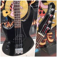 1983 Hamer Cruise bass - $995 made in USA. Rare to find one of these as a lefty. Call 323-505-7777 if interested.