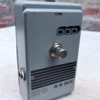 DOD 270 A-B box - $35