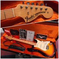2009 Fender 1969 Stratocaster NOS Custom Shop - $2,795