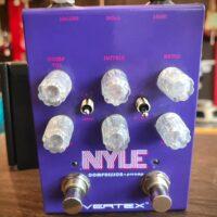 Vertex Nyle compressor + preamp w/box - $185