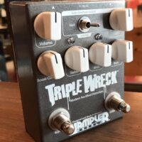 Wampler Triple Wreck distortion pedal - $165