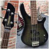 Fernandes Gravity P-J bass - $495