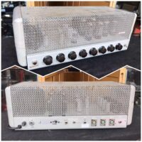 Dukane 1B45C tube head recently serviced and modded for guitar use - $575