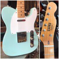 Evans Custom guitar w/Fender '64 re-issue pickups - $795