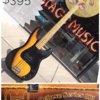Circa 1981 Hondo Deluxe Series 831 - $395