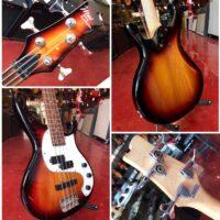 Sumer Metal Driver bass w/gig bag - $195