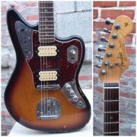 2011 Fender Kurt Cobain Road Worn Jaguar - $1,995