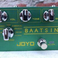 Joyo R-11 Baatsin overdrive/distortion multi effects - $40