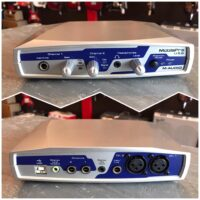 M-Audio MobilePre USB mobile preamp and audio interface - $25