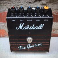 Marshall The Guv'nor MK1 overdrive - $160