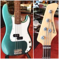 1990s Fernandes Precision style bass w/hsc. Made in Japan - $550