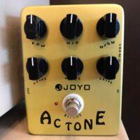 Joyo JF-13 AC Tone (Vox AC30) amp emulation and overdrive pedal - $29