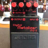 1990 Boss MZ-2 Digital Metalizer - $205 MIJ