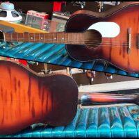 "Stella style ""slide"" guitar - $50"