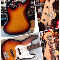 2010-2011 Fender Jazz Bass JB-STD w/gig bag - $795 MIJ