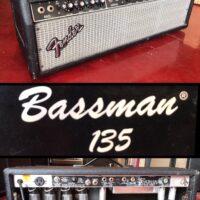 1981 Fender Bassman 135 - $750