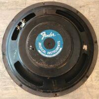 "1970s Eminence (Fender label) 12"" 8 ohms - $70"