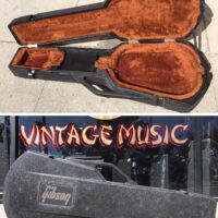 arly 1980s Gibson Generation 3 case for Les Paul - $195