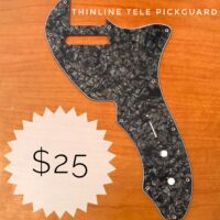 Thinline Tele pickguard - $25
