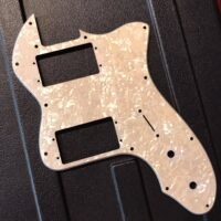 Fender Telecaster Thinline '72 re-issue pickguard - $25