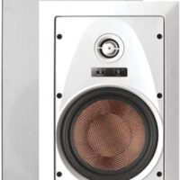 OSD Audio IW-690 in wall stereo speakers, brand new in box - $75