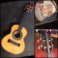 2006 Carlinhos Luthier Cavaco Nº4 w/ohsc - $100